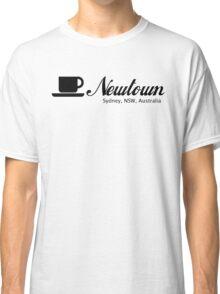 Coffee Newtown Classic T-Shirt