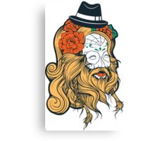Cool Beard Canvas Print