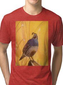 Quail Tri-blend T-Shirt