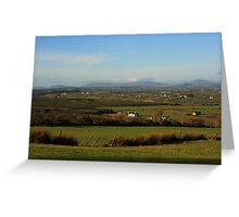 The Bluestacks From Fearn Hill Greeting Card