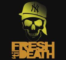 Fresh 'til Death - Yellow by tumblingtshirts