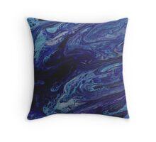 Abstract 337A Throw Pillow