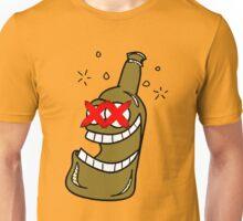 Bobby the Beer Bottle Unisex T-Shirt