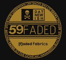 Faded Fabrics - New Era Parody by tumblingtshirts