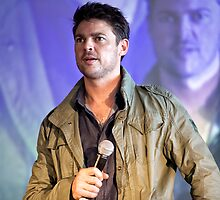 Karl Urban by Jacinta Mathews