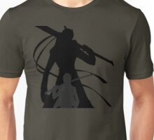 Persona 4 Yu & Izanagi - Dark Version Unisex T-Shirt