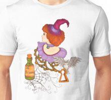 Cog wheel Witch Unisex T-Shirt