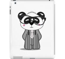 Panda Nerd iPad Case/Skin