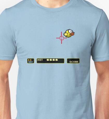 Flappy Bird Hunt Unisex T-Shirt