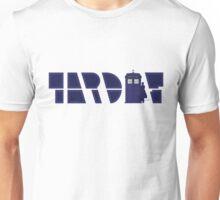 Timey Wimey Tardis Unisex T-Shirt
