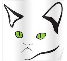 Grumpy Cat Is Grumpy Poster