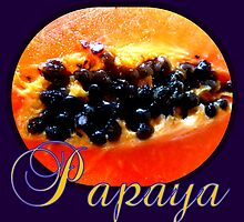 Papaya by ©The Creative  Minds