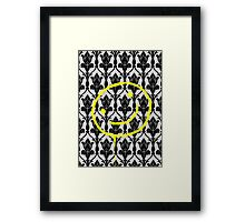 SMILE ♥ Framed Print