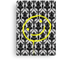 SMILE ♥ Canvas Print