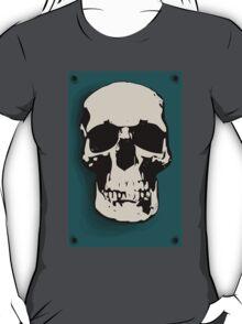 Skull - Sherlock T-Shirt