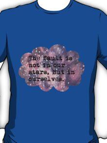 The Fault Cloud T-Shirt