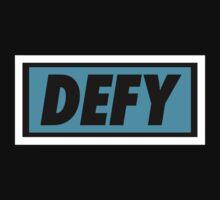 DEFY - Inverted by tumblingtshirts