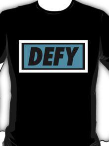 DEFY - Inverted T-Shirt