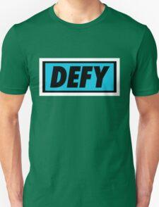 DEFY - Inverted Unisex T-Shirt