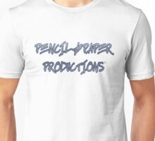 Pencil & Paper Productions logo (alternate) Unisex T-Shirt