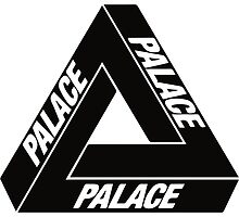 Palace Skateboards Logo | 2015 by FightKit