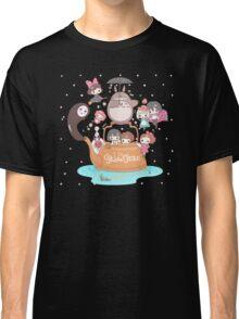 love it ghibli studio Classic T-Shirt