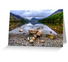 Buttermere, Lake District Greeting Card