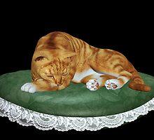 A Sleeping Beauty by LoneAngel