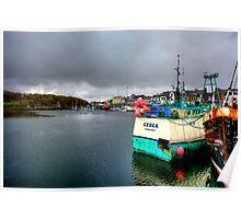 Stornoway - Isle of Lewis Poster