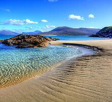 Horgabost - Isle of Harris by English Landscape Prints