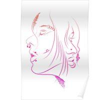 Girls Portrait - 2 Poster