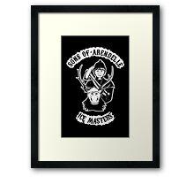 Sons of Arendelle Framed Print