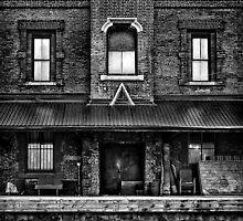 No 409 Front St E Toronto Canada by Brian Carson