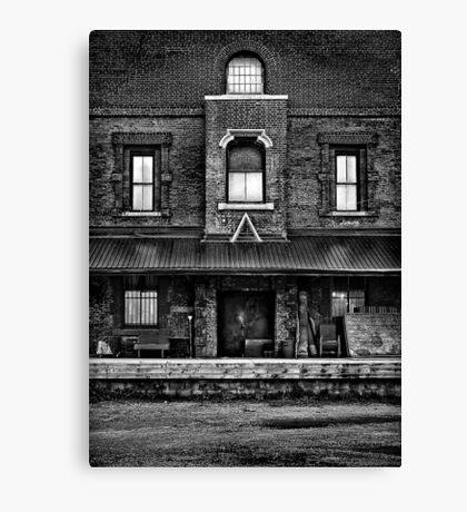 No 409 Front St E Toronto Canada Canvas Print