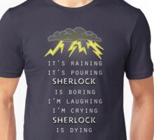 Sherlock Rhyme Unisex T-Shirt