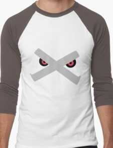 Pokemon - Minimalist Metagross Men's Baseball ¾ T-Shirt