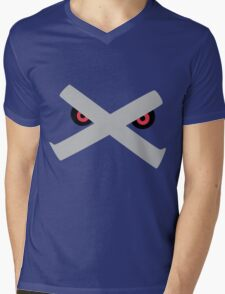Pokemon - Minimalist Metagross Mens V-Neck T-Shirt