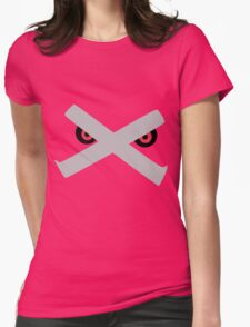 Pokemon - Minimalist Metagross Womens Fitted T-Shirt