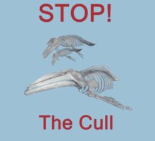 Stop The Cull, T Shirts & Hoodies. ipad & iphone cases by Eric Kempson