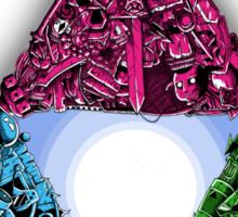 Triforce Compilation Sticker