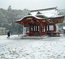 Winter in Japan by Fike2308