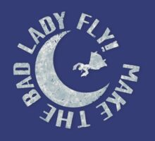 Make The Bad Lady Fly! by JenSnow