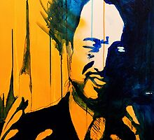 Giorgio Tsoukalos by Ryan Harvey