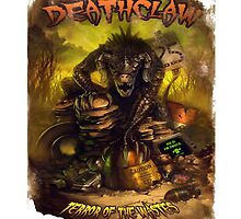 Deathclaw by Tolcarne