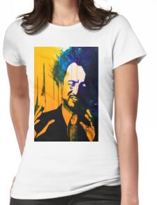 Giorgio Tsoukalos Womens Fitted T-Shirt