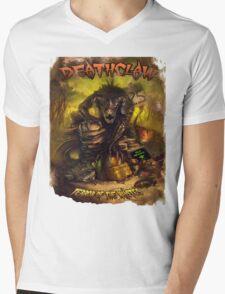 Deathclaw Mens V-Neck T-Shirt