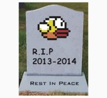MBA - Rip Flappy - Flappy Bird by MDRN