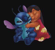 Cute Lilo and Stitch Kids Clothes