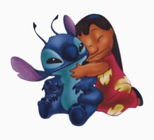 Cute Lilo and Stitch Kids Clothes