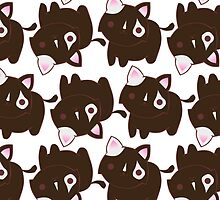Choco Kitty by zerojigoku